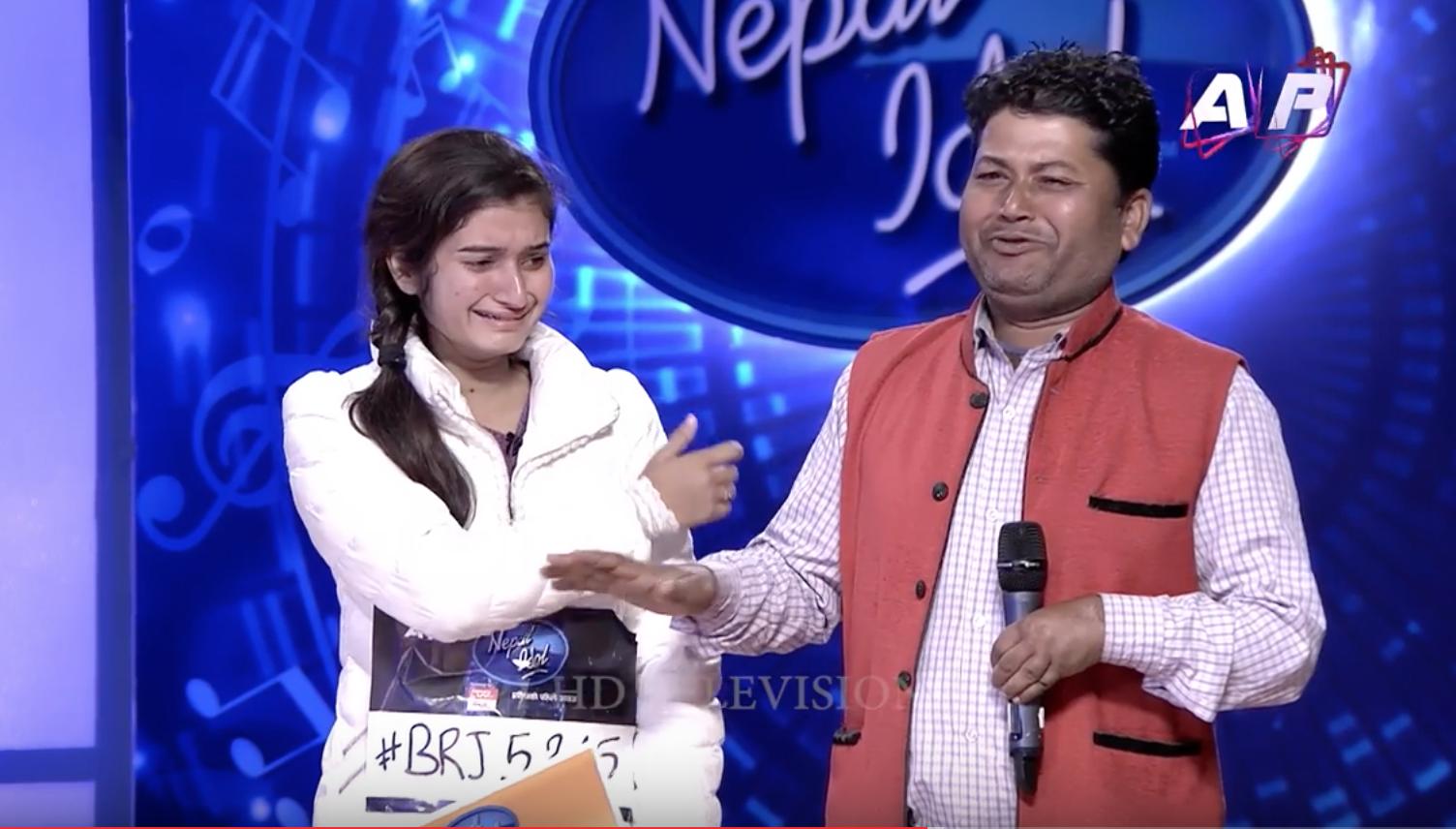 Shiwani Bhagat- Nepal Idol