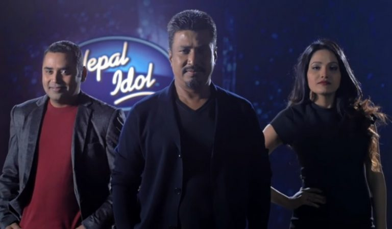 Can Nhyoo Bajracharya be tough like Simon Cowell | Nepal Idol's First Episode