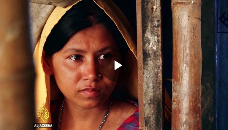 Rohingya Muslims are safe in Nepal, but faces many problems (Video