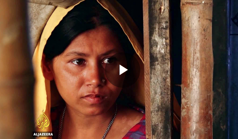 Rohingya Muslims are safe in Nepal, but faces many problems (Video report)