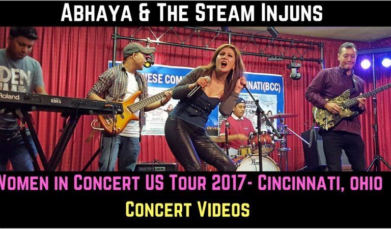 First US concert of Abhaya and The Steam Injuns | Video Clips | Women in Concert US Tour 2017