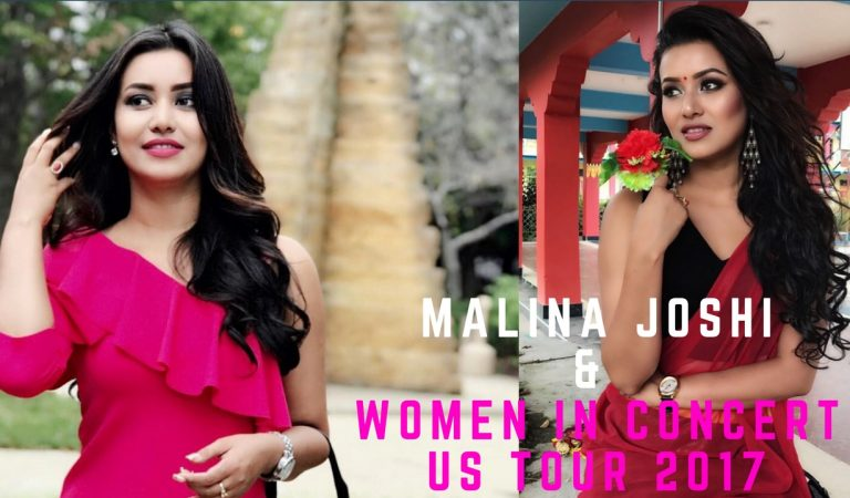 Miss Nepal 2011, Malina Joshi and the Women in Concert US Tour 2017 | Video Interview