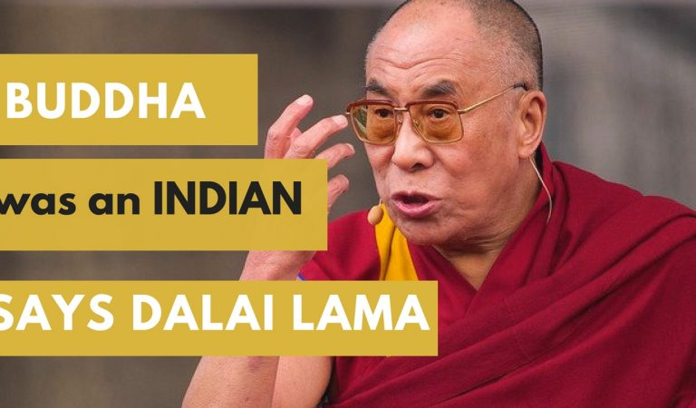 It is nonsense to think Buddha is Nepalese says Dalai Lama | Watch the video