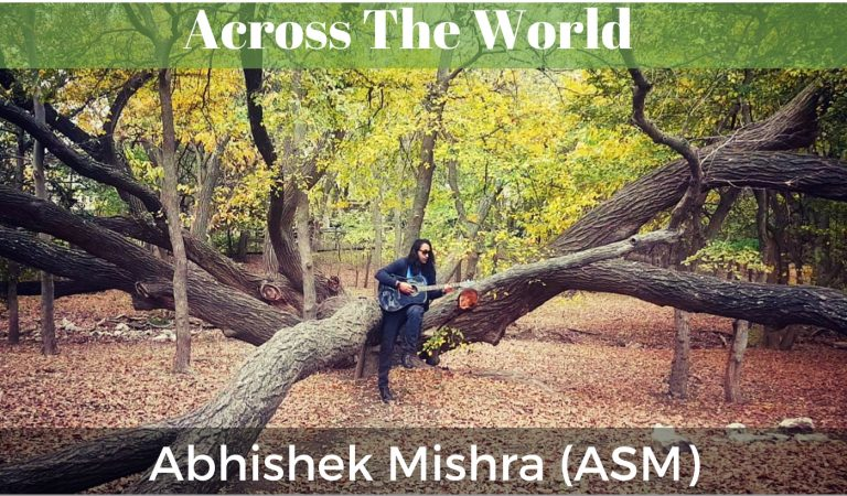 Across The World | Abhishek Mishra's new natural recording