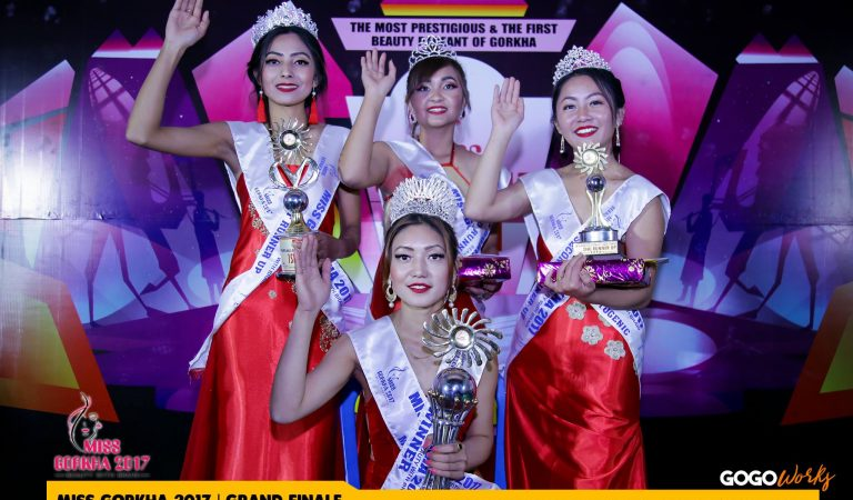 First Ever Miss Gorkha | Isha Shah wins the crown