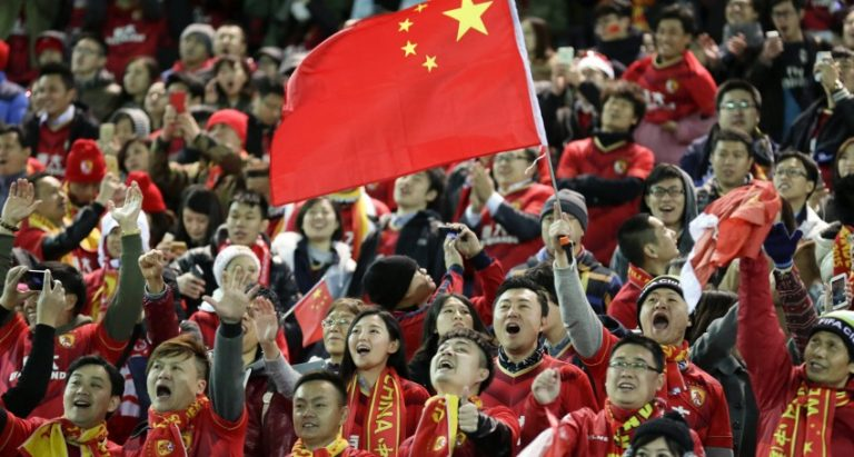 The Chinese are Coming!!! -